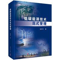 低碳能源技术范式管理