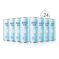 RIO锐澳预调鸡尾酒套装网红洋酒微醺乳酸菌330ml*24罐整箱正品