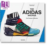 【中商原版】阿迪达斯鞋类系列 英文原版 The adidas Archive. The Footwear Collect