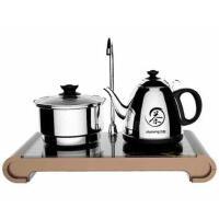 【九阳官方旗舰店】智能电茶炉/茶套组  JYK-08T05   304不锈钢   多段控温 泡茶神器温度调节范围为40-100度 自动加水