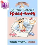 【中商海外直订】Spittin' Kitten's Speed-Away