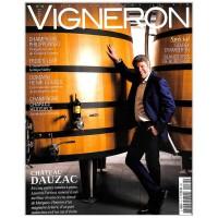 包邮全年订阅 VIGNERON 葡萄酒酿造杂志 法国法文原版 年订4期