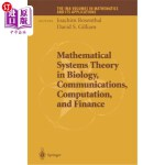 【中商海外直订】Mathematical Systems Theory in Biology, Communicati