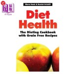 【中商海外直订】Diet Health: The Dieting Cookbook with Grain Free R