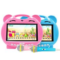 儿童触摸屏wifi视频早教机9寸平板电脑学习机点读故事机0-3-6周岁