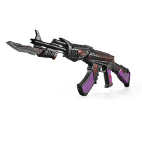 儿童玩具枪男孩子m4a1雷神穿越火线电动连发无影ak47