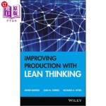 【中商海外直订】Improving Production with Lean Thinking