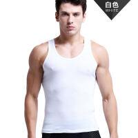 男士内衣背心吊带运动紧身休闲无袖健身修身型弹力打底汗衫马甲男