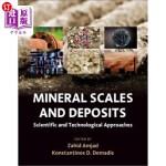 【中商海外直订】Mineral Scales and Deposits: Scientific and Technol