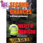 【中商海外直订】Second Chances (A DI Frank Lyle Mystery)