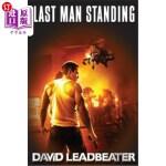 【中商海外直订】Last Man Standing (Matt Drake 8)