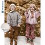 【3折价:108】迷你巴拉巴拉儿童棉服女童棉衣2019冬装新款羊羔毛充棉女宝宝外套