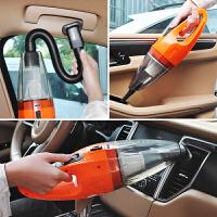 车载吸尘器无线车内车用汽车家用12v大功率充电式强力干湿两用
