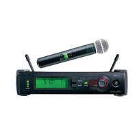 舒尔 SLX24BETA87A专业无限话筒 舞台 会议 活动 专用