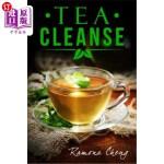 【中商海外直订】The Tea Cleanse Diet: How To Flush Out Toxins, Boos