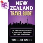 【中商海外直订】New Zealand Travel Guide: The Ultimate Tourist's Gu