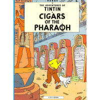 The Adventures of Tintin: Cigars of the Pharaoh 丁丁历险记・法老的雪茄 ISBN 9780316358361