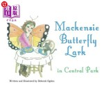【中商海外直订】Mackensie Butterfly Lark in Central Park