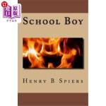 【中商海外直订】School Boy