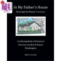 【中商海外直订】In My Father's House: Drawings by Wayne T. Sorenson