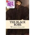 【中商海外直订】The Black Robe