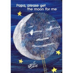 【旧书二手书9成新】Papa, Please Get the Moon for Me 爸爸,请为我摘月亮 Eric C