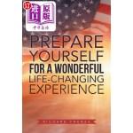 【中商海外直订】Prepare Yourself for a Wonderful Life-Changing Expe