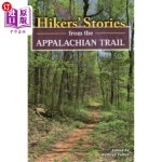 【中商海外直订】Hikers Stories from the Appalapb