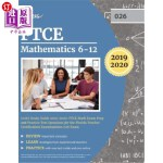 【中商海外直订】FTCE Mathematics 6-12 (026) Study Guide 2019-2020: