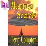 【中商海外直订】Alcantaran Secrets