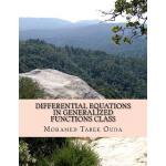 【预订】Differential Equations in Generalized Functions Class F