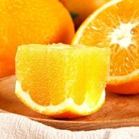 江西赣南脐橙果径65-70mm 5斤装玲珑果橙子农家果园现摘多汁新鲜水果包邮