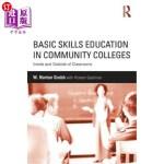 【中商海外直订】Basic Skills Education in Community Colleges: Insid