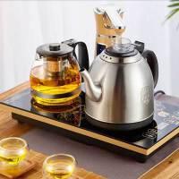 Ronshen/容声全自动电热水壶上水电热水壶家用套装茶台保温一体智能电茶壶泡茶壶烧水壶