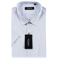 Youngor雅戈尔衬衫男正品商务正装新款免烫短袖衬衣SXP11268-22