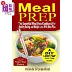 【中商海外直订】Meal Prep: The Essential Meal Prep Cookbook for Hea