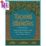 【中商海外直订】Teaching to Strengths: Supporting Students Living w