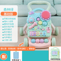 学步车手推车玩具婴儿童侧翻助步车6/7-18个月1岁