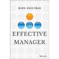 英文原版 有效管理者 wiley 经管 高效 组织效力 The Effective Manager