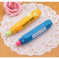 韩国盟友粉笔套 无尘粉笔夹 儿童绘画好帮手儿童的好伙伴 带磁性