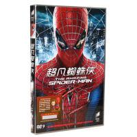 正版 超凡蜘蛛侠(DVD9) 安德鲁加菲尔德 艾玛斯通 DTS