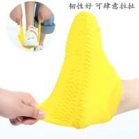 新款硅胶防水雨天雨防滑加厚耐磨成人男女下雨便携防雨水鞋套儿童