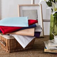当当优品家纺 60支贡缎长绒棉纯色床单 240x250
