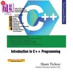 【中商海外直订】Introduction to C++ Programming