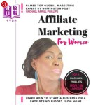 【中商海外直订】Affiliate Marketing for Women