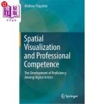 【中商海外直订】Spatial Visualization and Professional Competence: