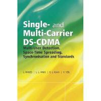 【预订】Single and Multi-Carrier DS-Cdma: Multi-User Detection,