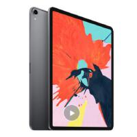 Apple iPad Pro12.9英寸平板电脑2018年新款(256G WLAN+Cellular/全面屏/A12X