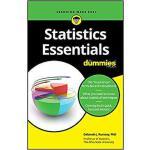 【预订】Statistics Essentials for Dummies 9781119590309