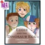 【中商海外直订】Eddie and the Dinosaur Egg